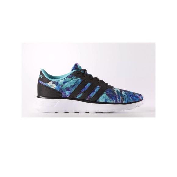 Adidas Neo Lite Racer Printed Sneaker website